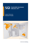 SGI 2011 – Sustainable Governance in the OECD